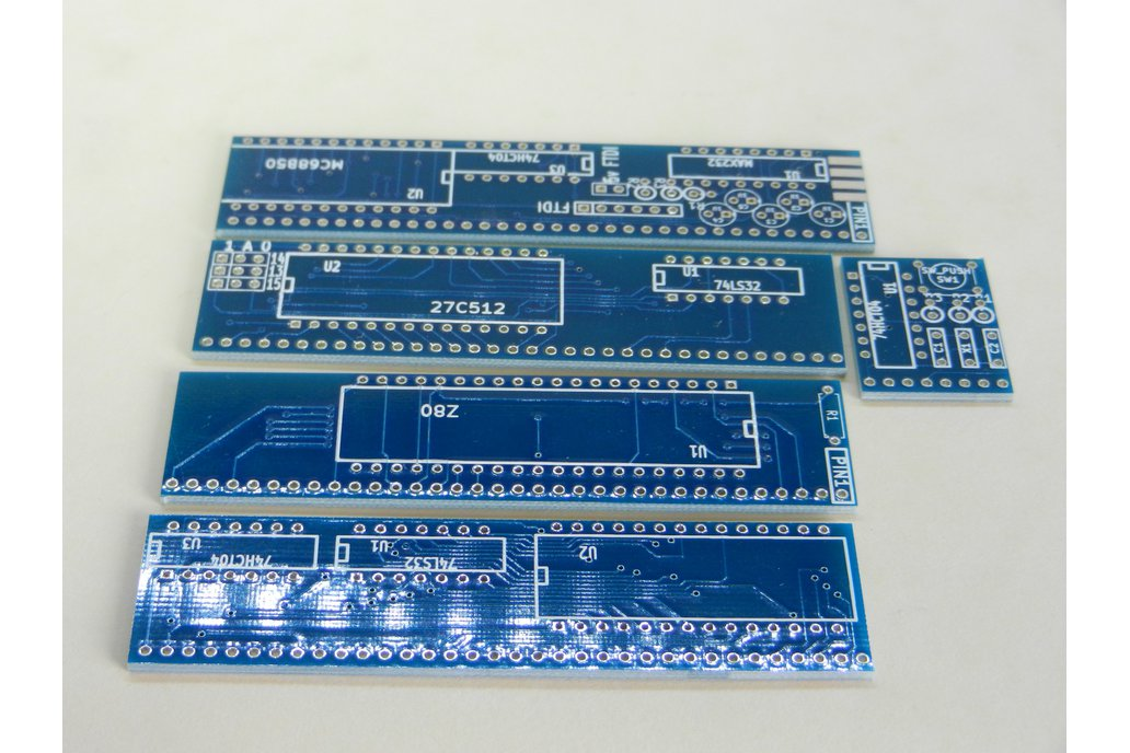 RC2014 Classic - Homebrew Z80 Computer Kit 3