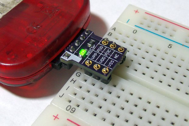 Breadboard ICSP Adapter