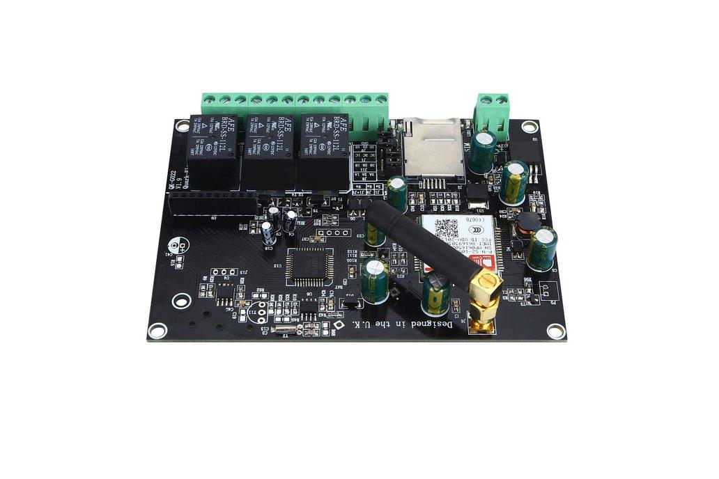 QK-G021 GSM/SMS 2G Remote Controller 4