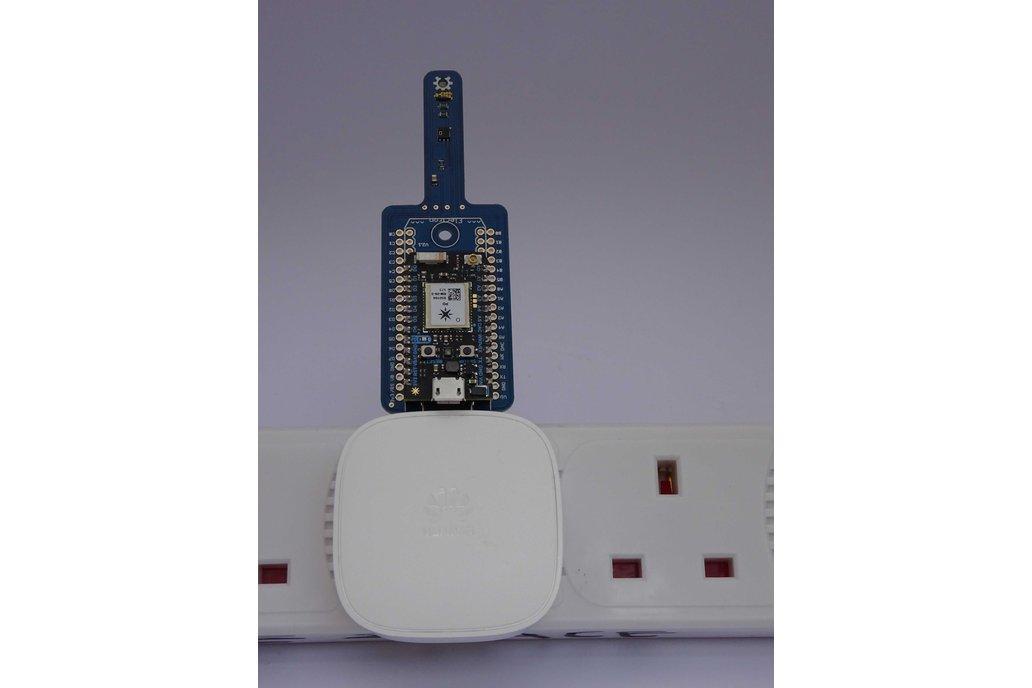 Environment Sensor for the Photon or Electron. 7