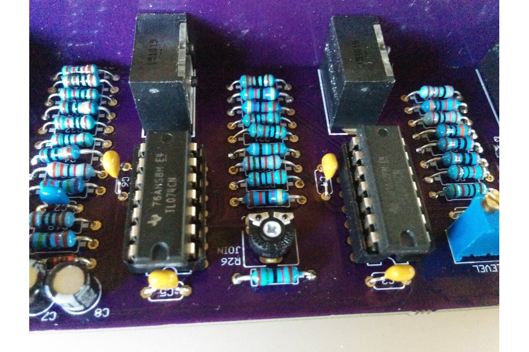 Saw Shaper (Eurorack PCB Set) 4
