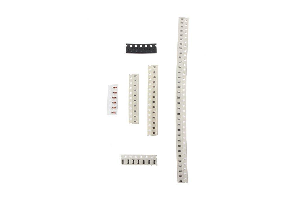 5 Pc SMD Component Solder Practice Kit 5