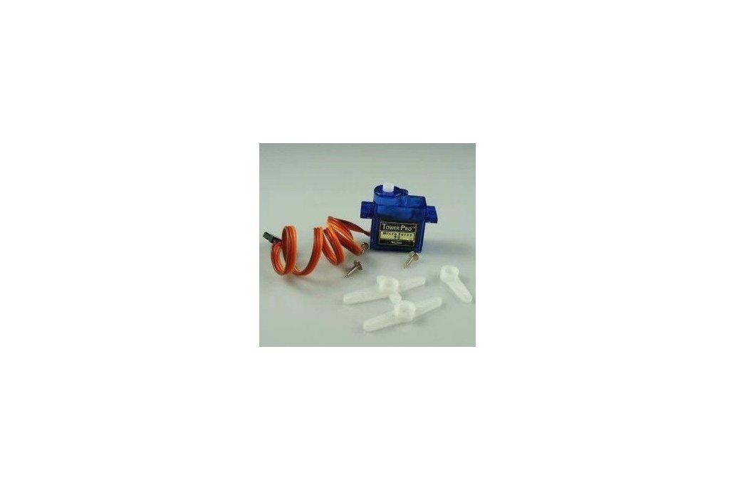 2pc Servo Motor (SG90 9g) 1