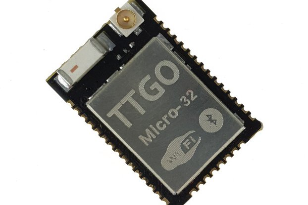 TTGO T8 V1 7 ESP32 Module from Lilygo on Tindie