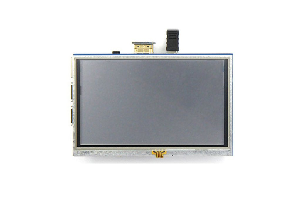 5 inch HDMI Display Touch Screen For Raspberry Pi 1