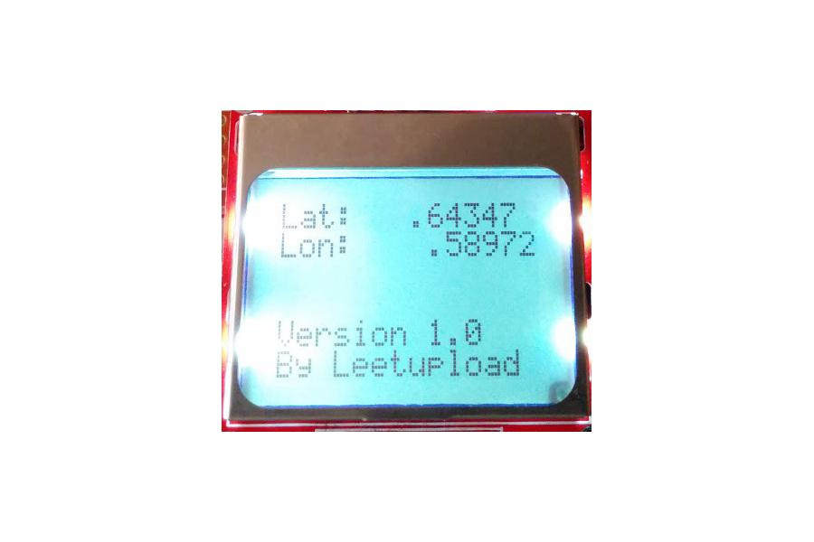 The Roflocator - Quadcopter GPS Locator