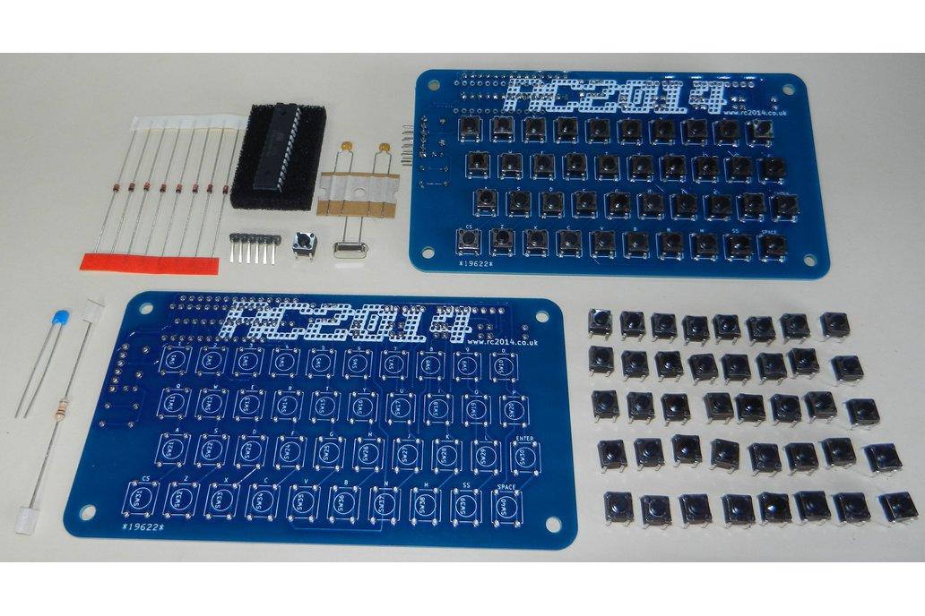 Universal Micro Keyboard 1