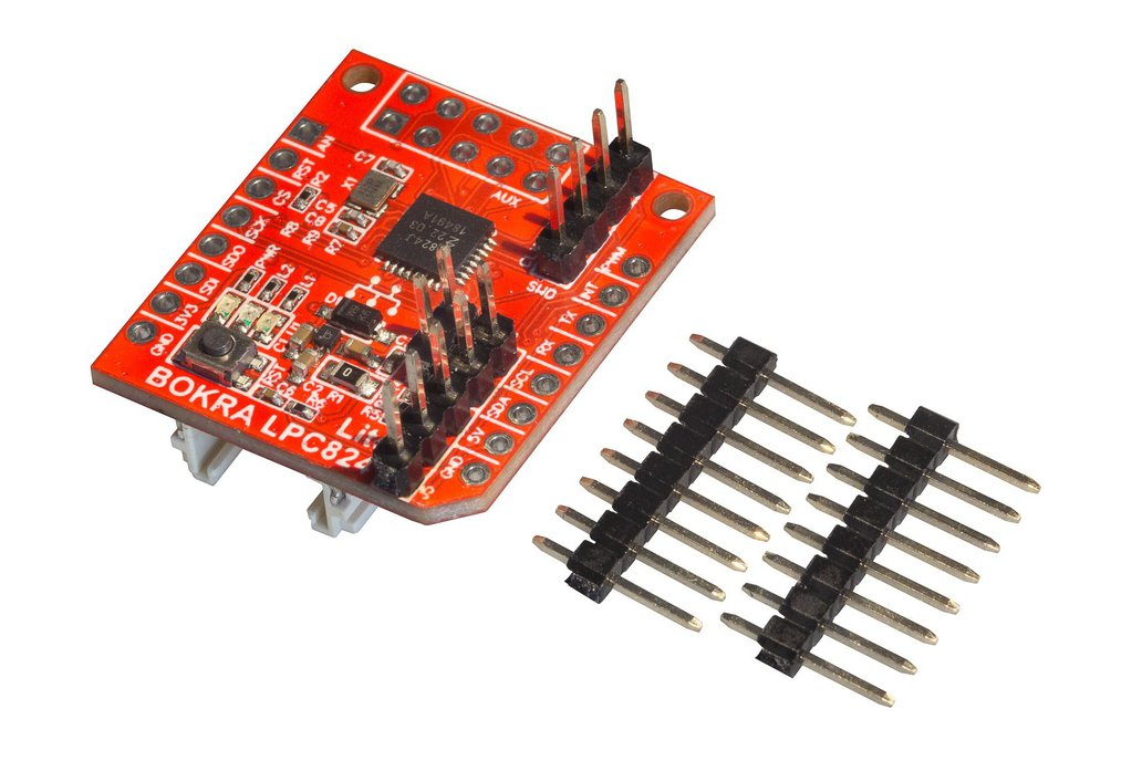 LPC824 Lite with Cortex-M0+ MCU 1