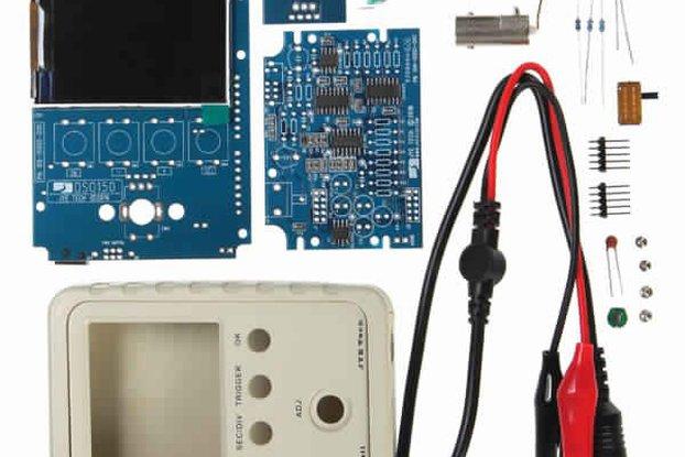 Original JYE Tech DSO-SHELL DSO150 15001K DIY