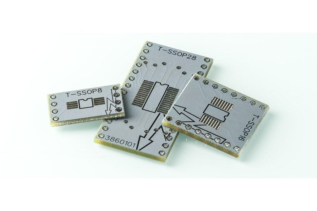 SOIC / SSOP SMD Adaptor Array 3