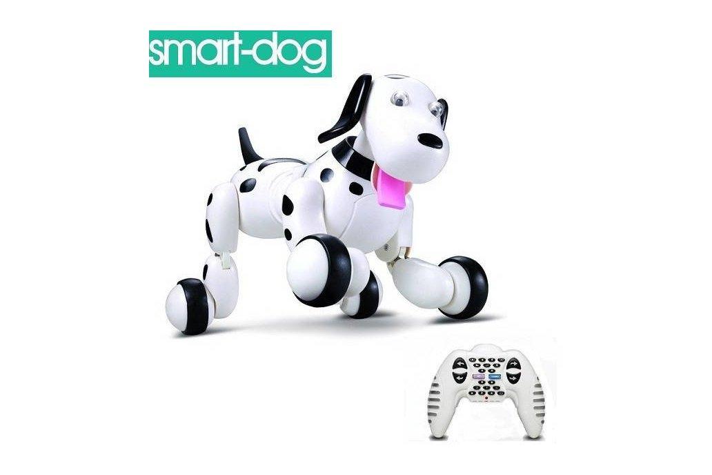 JG 2.4G RC Robot Smart Dog RC Intelligent Simulati 1