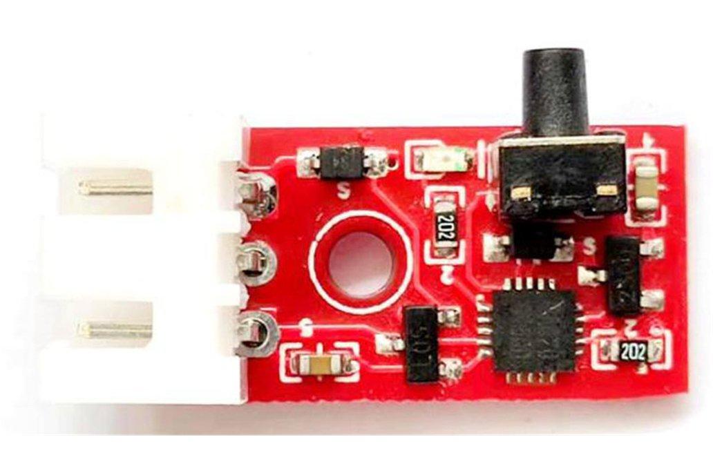 URUAV FPV Goggles Fan Hub Speed Controller Module 1