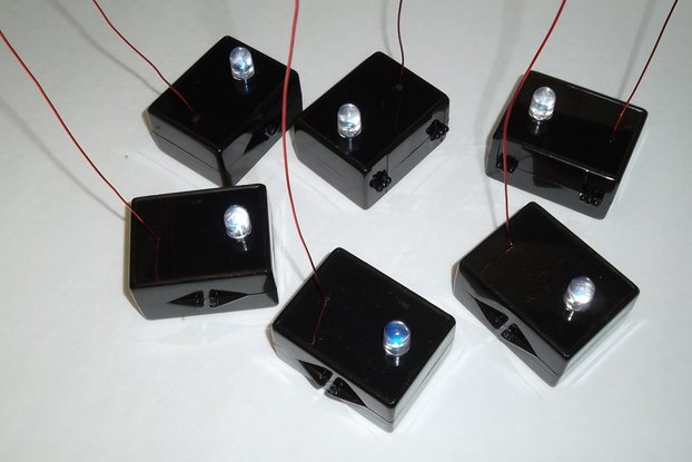 Ghost Detector Array - 6 Pieces