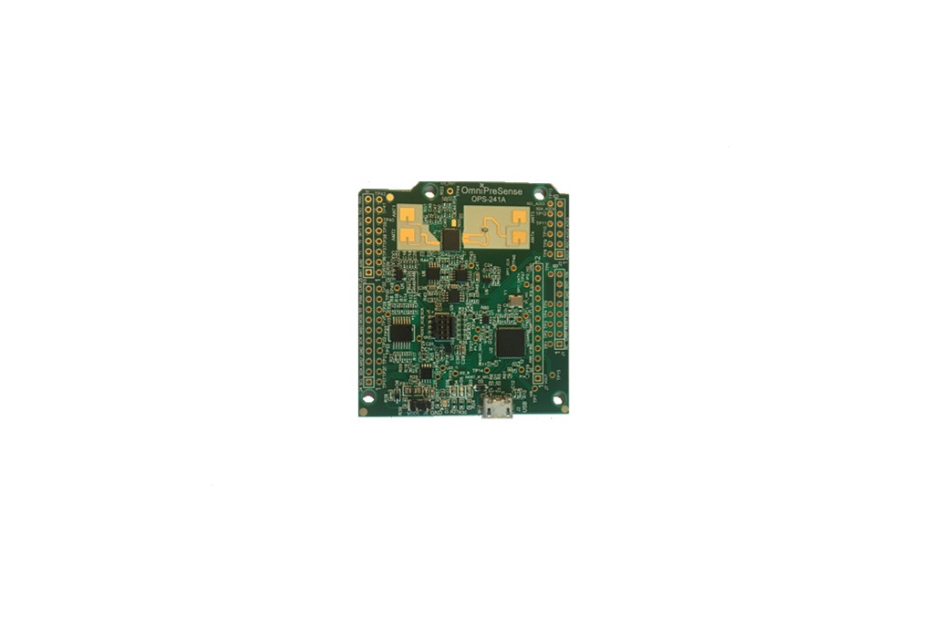 Short Range Radar Sensor OPS241-A 3