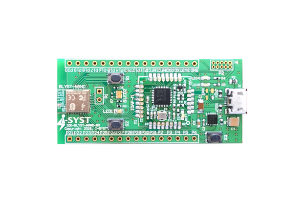 Bluetooth 5 nRF52832 ARM M4F Dev Board 30 I/O