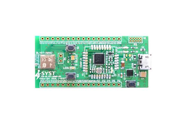 Bluetooth 5 nRF52832 ARM M4F Dev Board 30 I/O