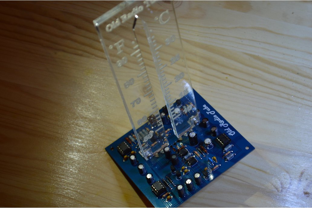 IN-13 Nixie Thermometer 1