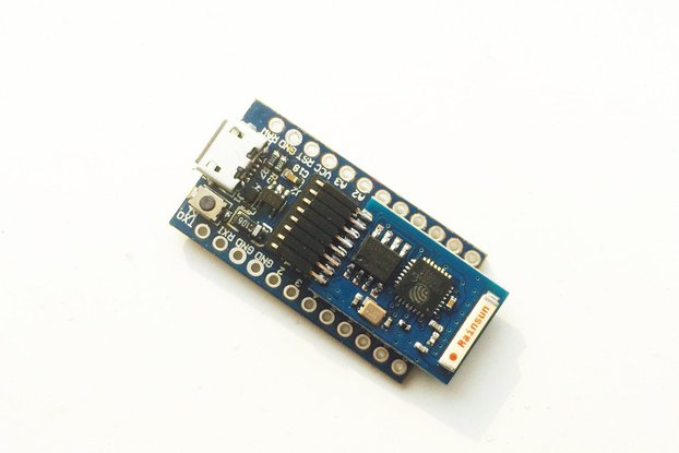 Cactus Micro  Arduino compatible plus WIFI esp8266