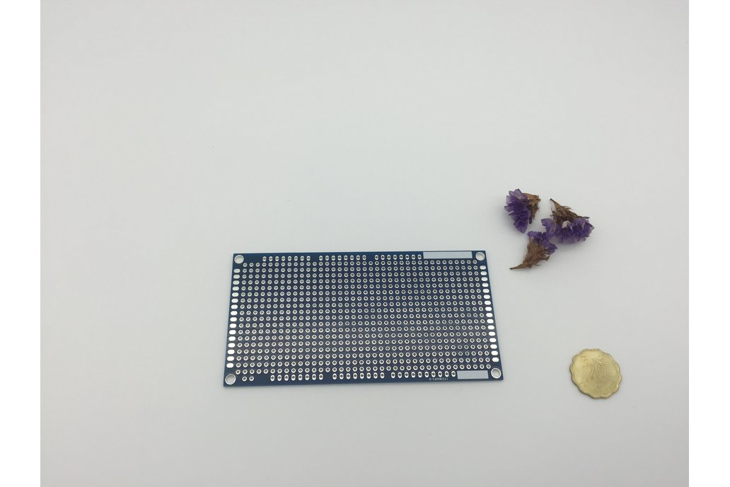 Prototype PCB Board with Ground Plane 1