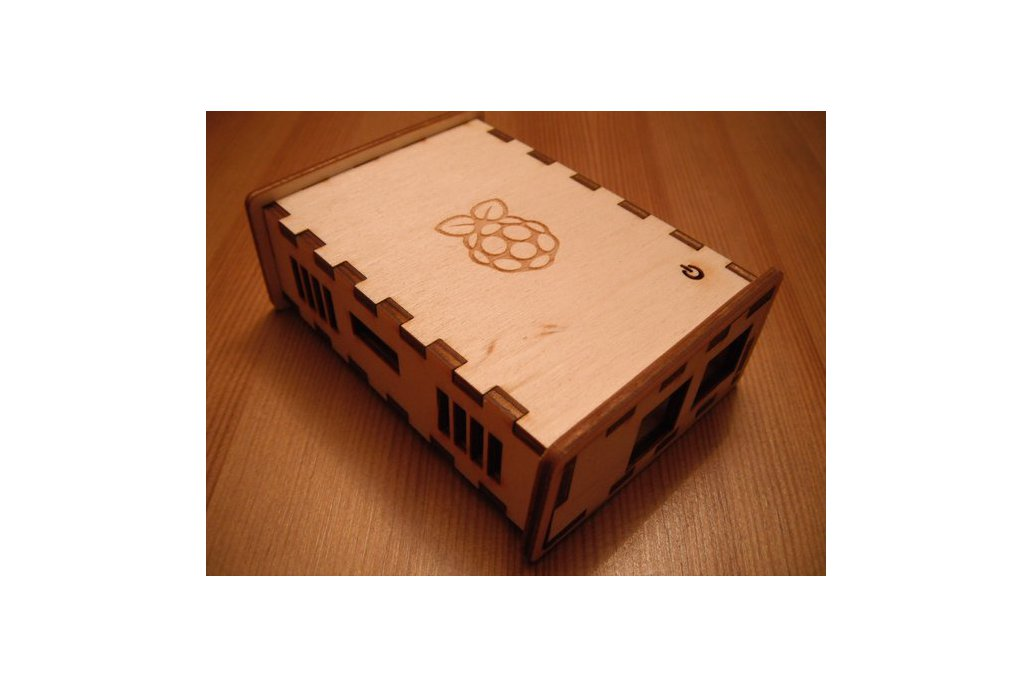 BRAMBLE Pi - Raspberry Pi case 1