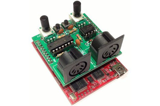 MIDI Booster Pack Kit