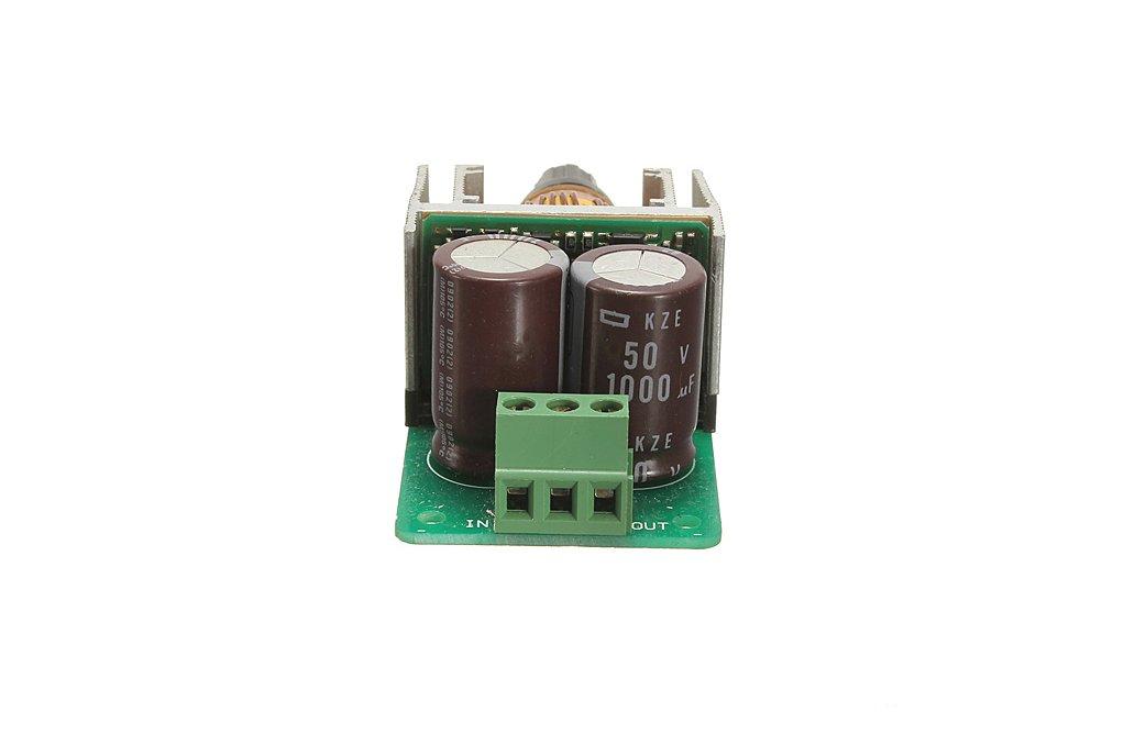 5V-40V PWM DC Motor Speed Controller Variable Regulator Module 6