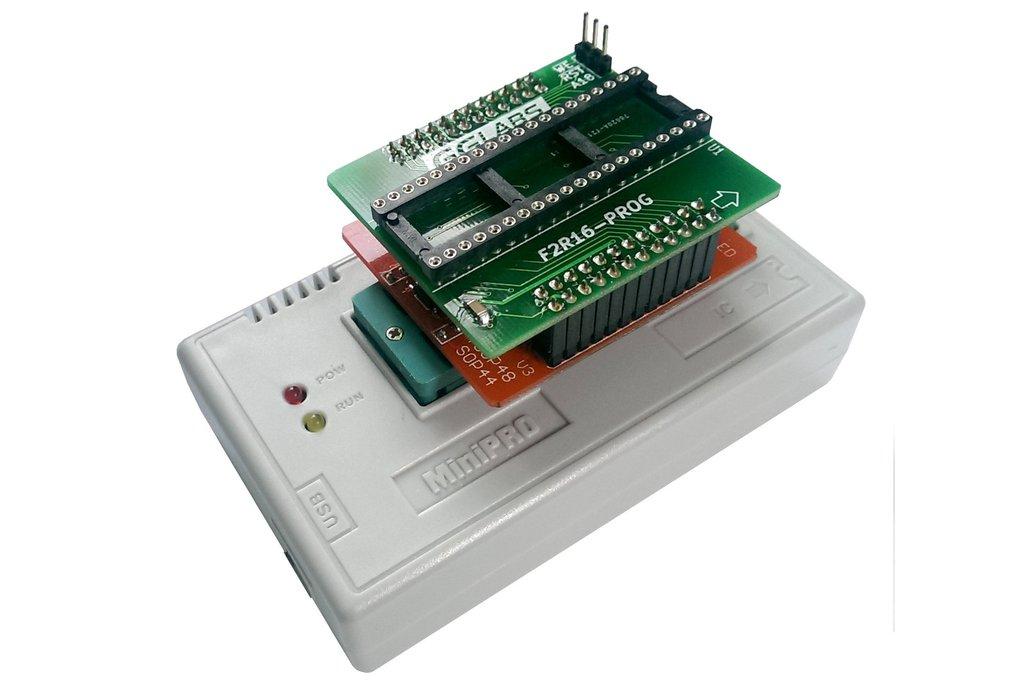 F2R16 - HN62402/27C400 ROM emulator - Amiga Kick 4