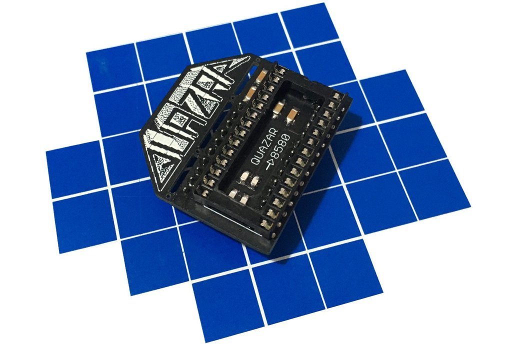8580 SID Sound Chip Adapter 1