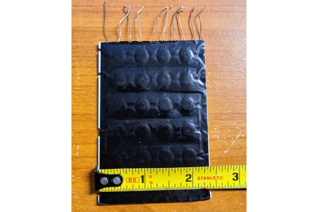 24 button 6x4 Membrane Clicky Matrix Keypad 1