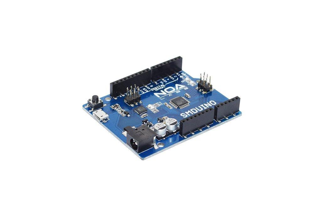 SMD SMDuino UNO Board Arduino compatible 1
