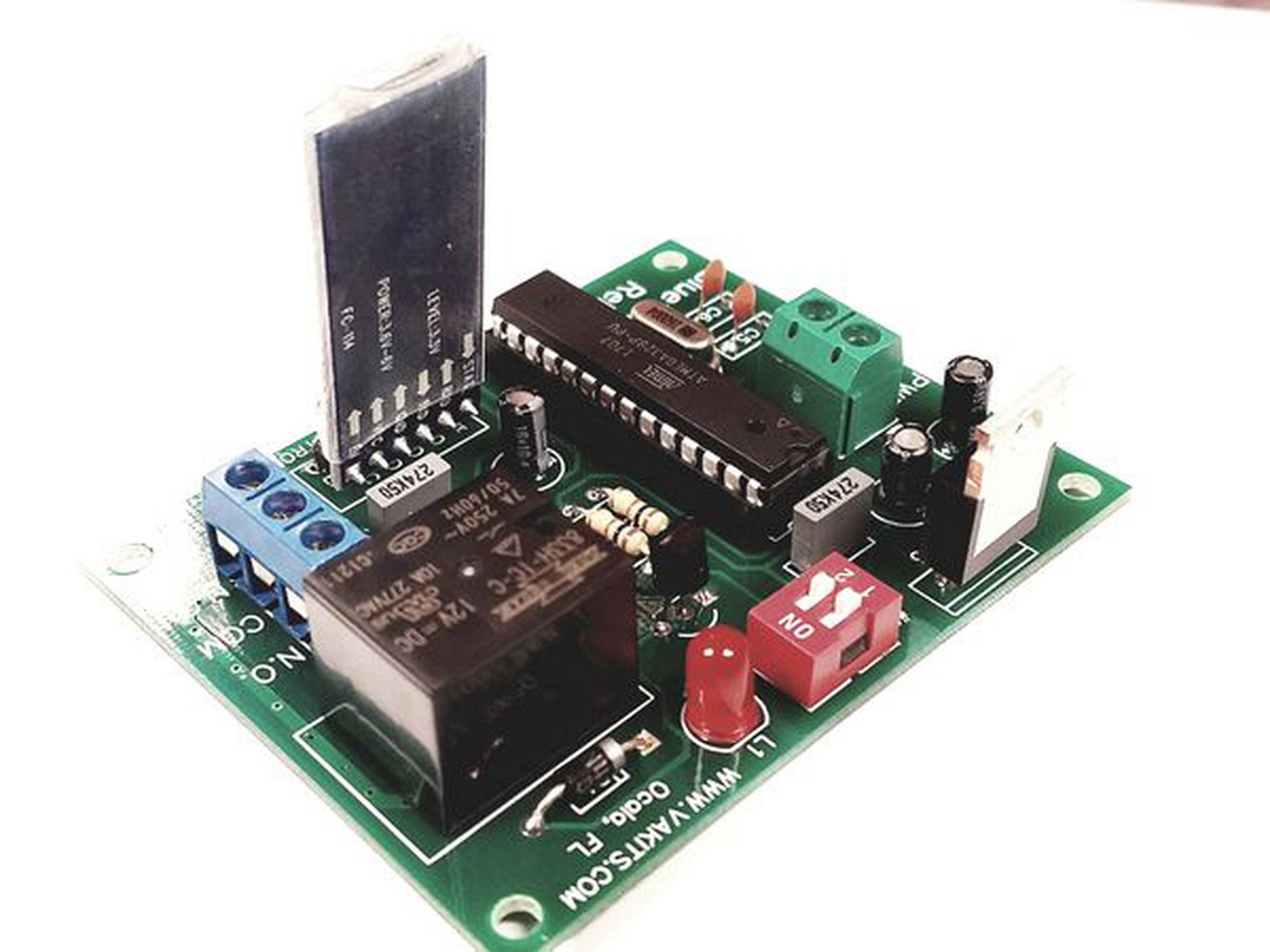 Arduino Bluetooth Relay Board Kit Built Tested From Nightfire Switch 3