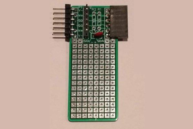 SC401 I2C Prototyping Module Kit