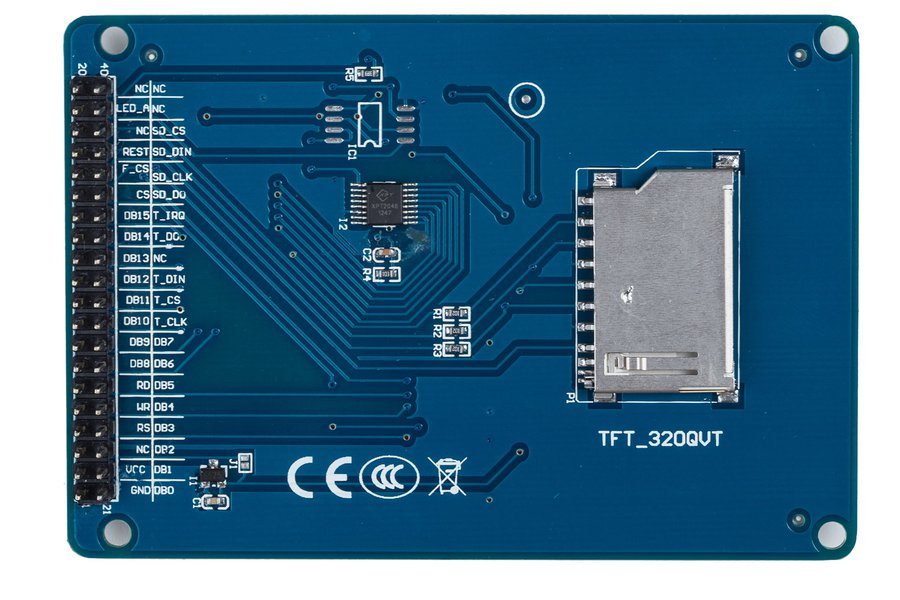 """3.2"""" TFT Touch LCD"""