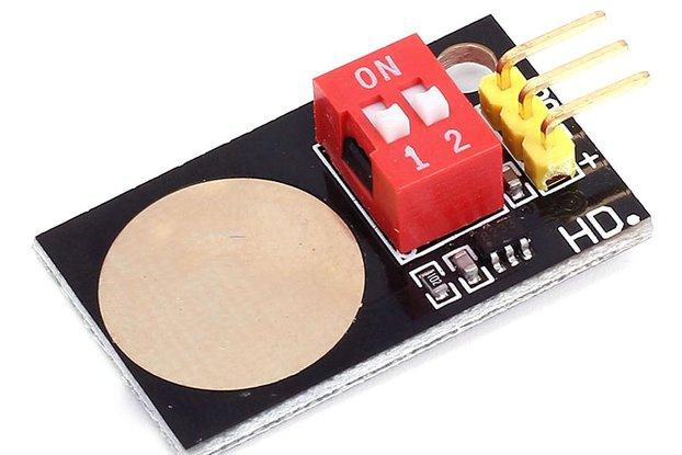 Capacitive Digital Touch Sensor Module (12273)
