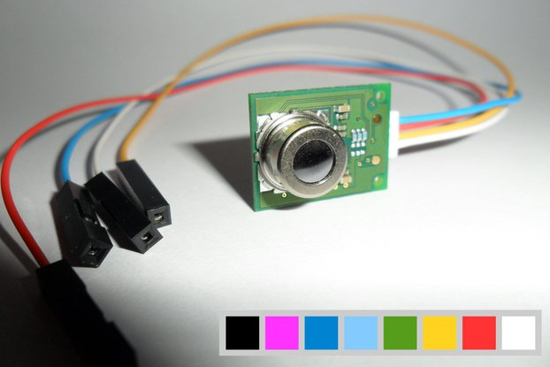 D6T-8L-06 Thermal IR Sensor