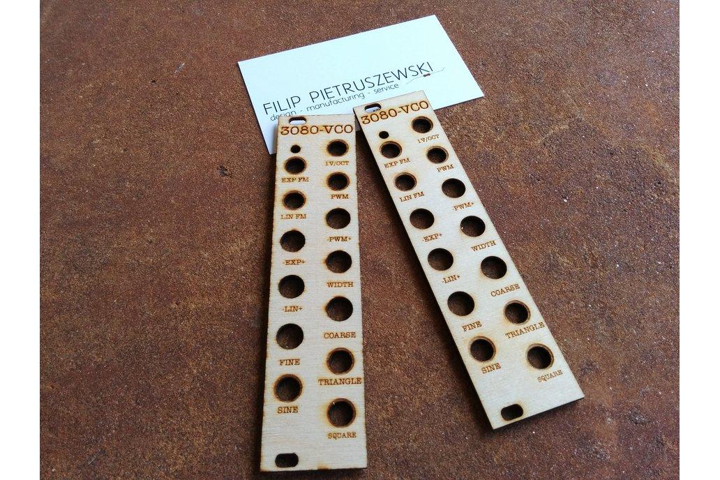 3080 VCO (Eurorack PCB Set) 4