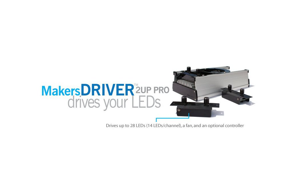 MakersDRIVER 2UP Pro 1