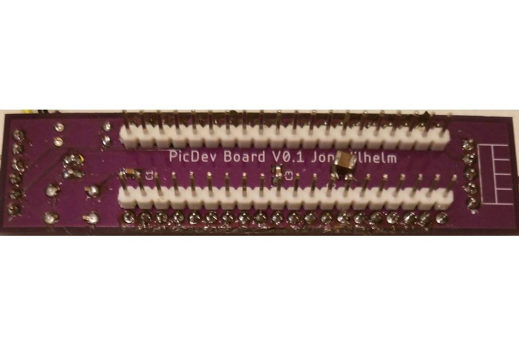 PicDev Board pic18f 1
