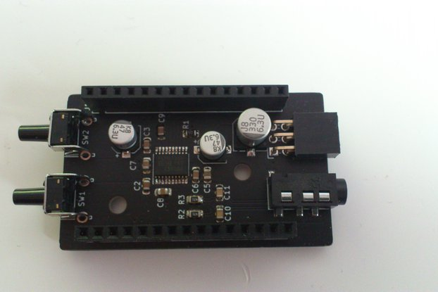 ESP 32 Audio Development Board