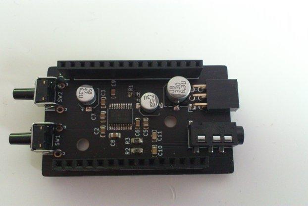 ESP 32 Audio Development Board