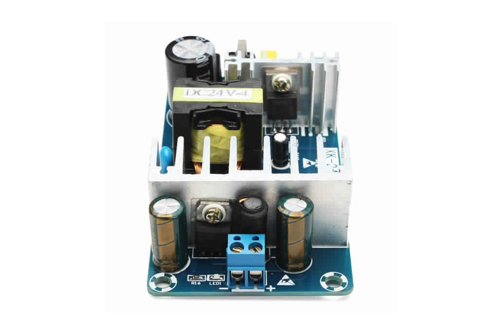 4A To 6A 24V Switching Power Supply Board AC-DC  4