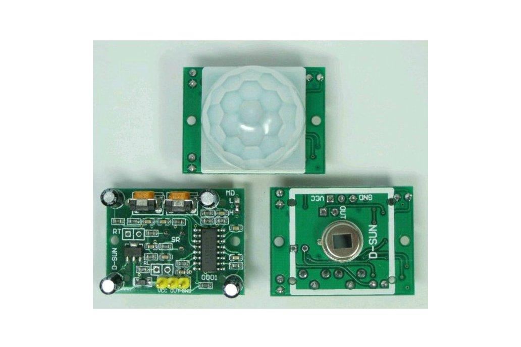 2pc Infrared sensing module 1