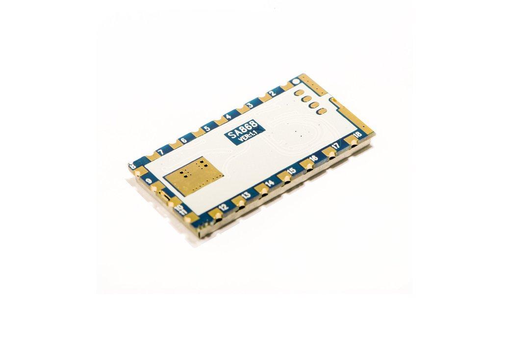 SA868 2W UHF/VHF 4-6KM Analog Walkie Talkie Module 1