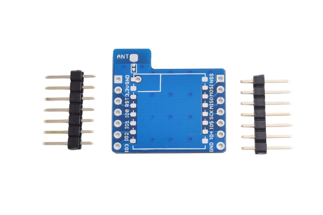 LoRa module adapter breakout board 5