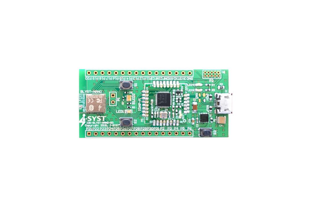 Bluetooth 5 nRF52832 ARM M4F Dev Board 30 I/O 1