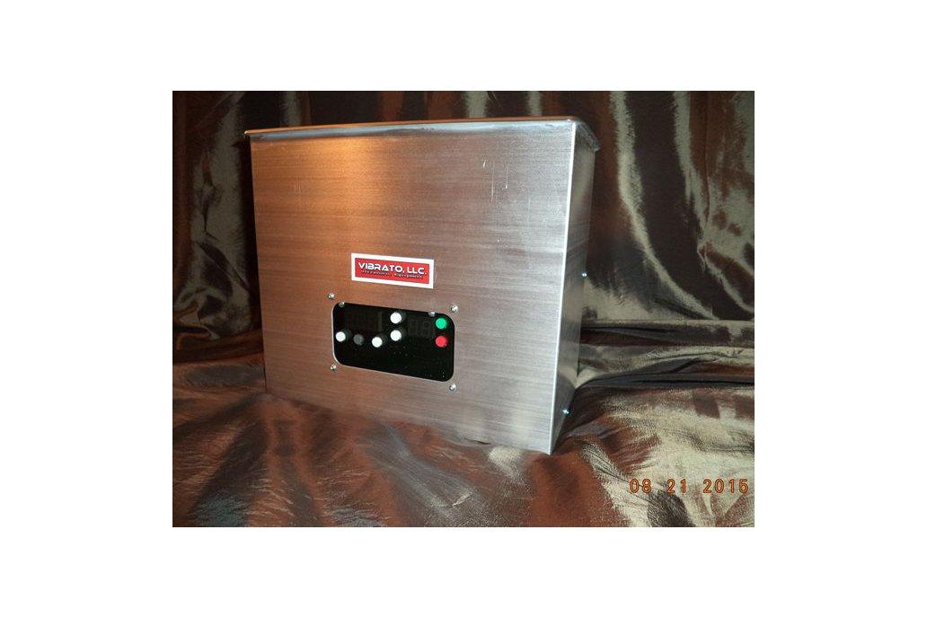 Vibrato 69KHz Ultrasonic Cleaner 2