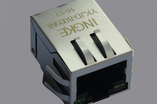 J00-0065NL Pulse RJ45 Modular Jack Connectors