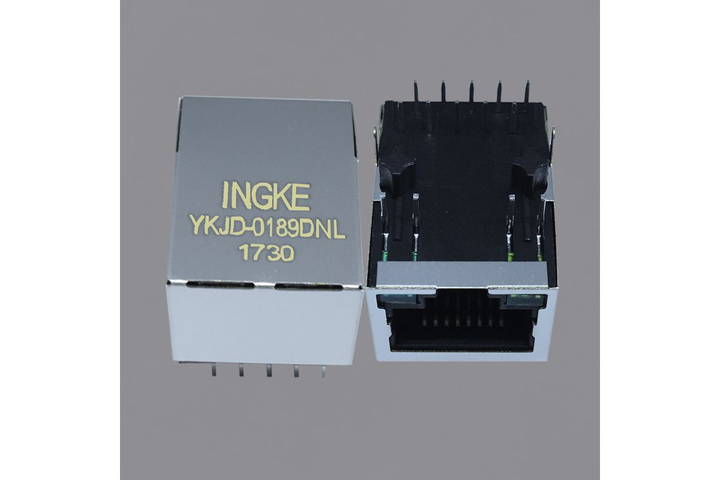7499210121A 100Base-T POE Modular Connectors 1