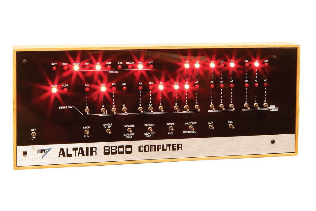 Altair-Duino 1