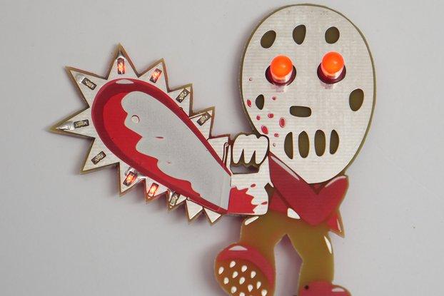 Killer Badge Kit